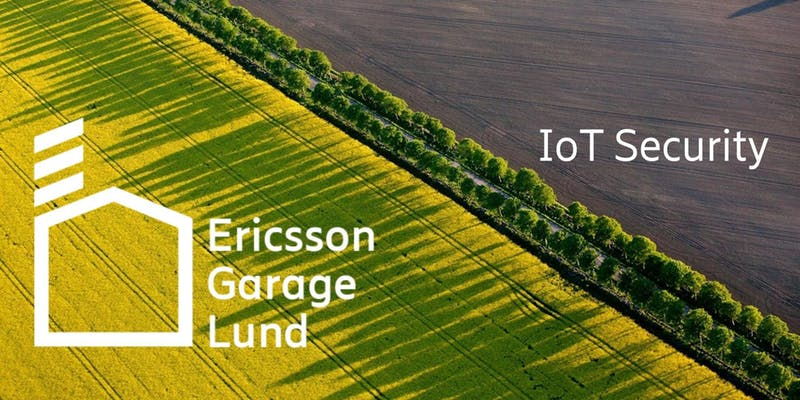 Ericsson Garage Lund Tech Talk: IoT Security 1