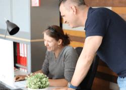 Plejehjem nomineret til Arbejdsmiljøprisen for sin digitale indsats