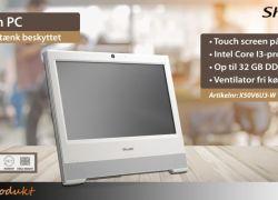 Alt-i-en-PC: en perfekt løsning til små og mellemstore virksomheder i POS-branchen
