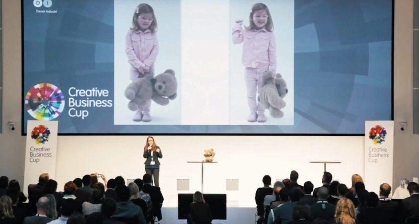 Fra hele Danmark dyster om en plads i den globale Creative Business Cup-finale