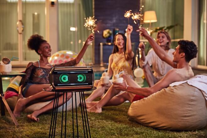 Udvidet LG XBOOM audio lineup kommer i ramplyset på IFA 2018