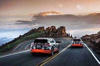 Avanceret rekuperationskoncept i Audi e-tron giver ekstra rækkevidde 1
