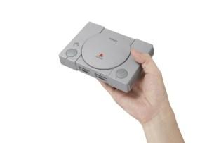 SONY præsenterer PlayStation Classic: Den originale PlayStation 1 i ministørrelse 1