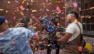 Inviter vennerne til en uforglemmelig fest med JBL PartyBox 1