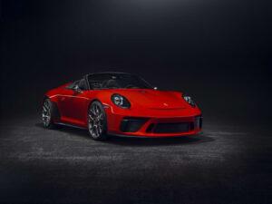 Porsche 911 Speedster sættes i serieproduktion 1