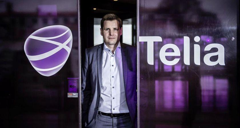 Telia Danmark: kommentar til regnskal