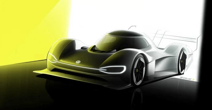 Volkswagen vil sætte ny omgangsrekord for elbiler på Nürburgring.