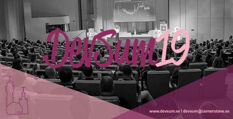 DevSum – The best developer conference in Sweden 1