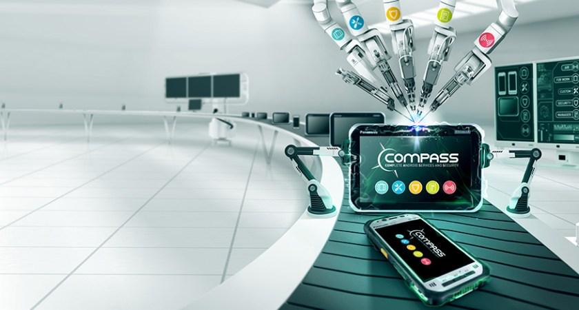 Panasonic klar med ny og forbedret version af sit COMPASS Android-styresystem