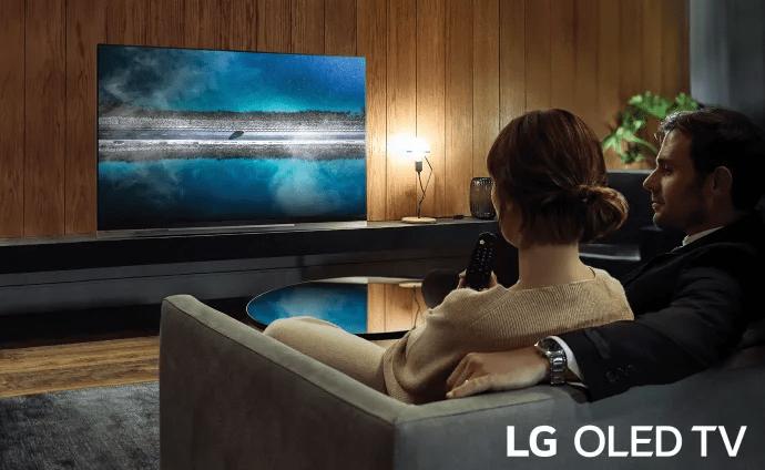 LG begynder den globale udrulning af 2019 tv-modellerne