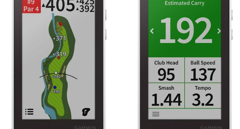 Garmin samler radarfunktioner og golf GPS-teknologi for første gang med Approach G80
