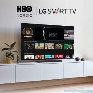 , HBO Nordic – nu på alle LG TV med webOS