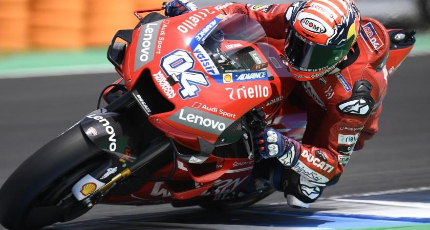Lenovo bliver ny teknisk partner til Moto GP