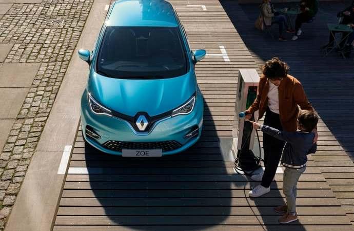 Renault ZOE – en moderne elbil med lang rækkevidde og fede features