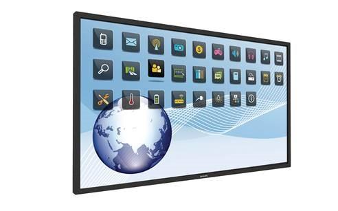 , Philips Professional Display Solutions går sammen med Crestron om at udvikle AVoIP-skærme med DM-NVX plug-in