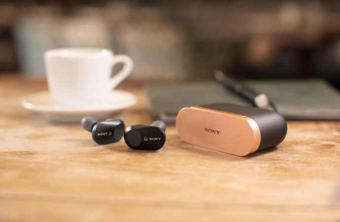 Sony lancerer WF-1000XM3 med industriledende støjreducering