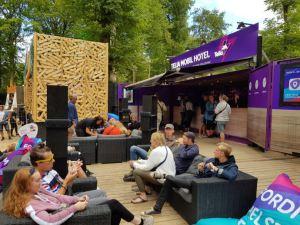 , Telia sender en karavane af mobilmaster till åreets smukfest