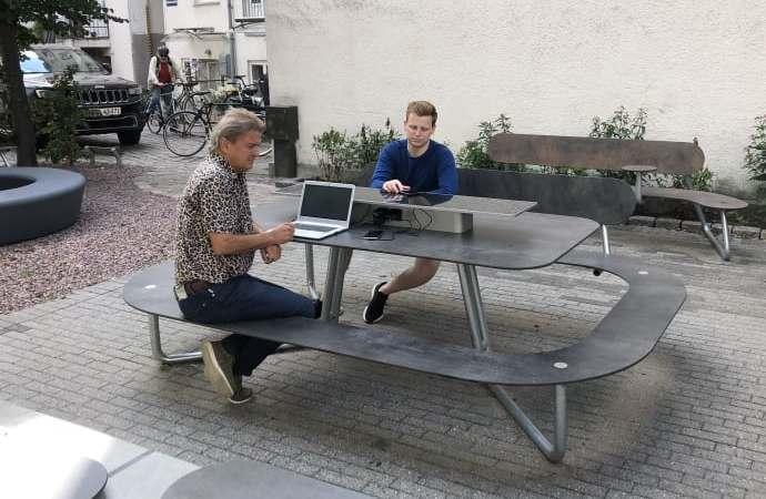 Intelligent teknologi kommer til byen