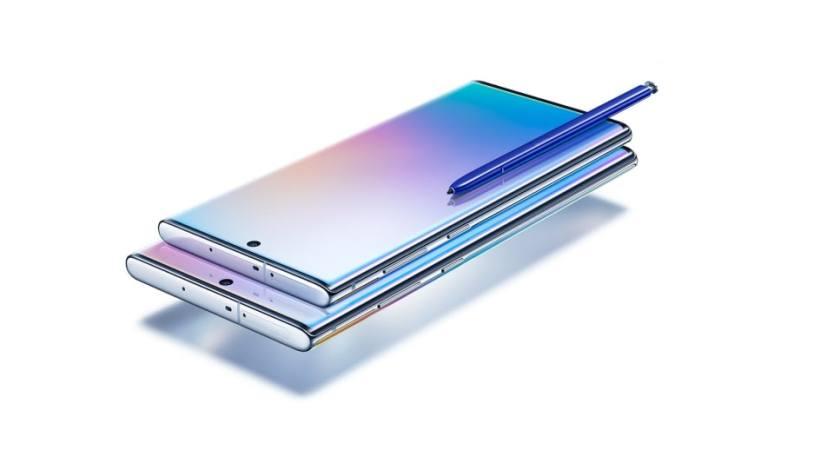 Samsung præsenterer Galaxy Note10 og Note10+