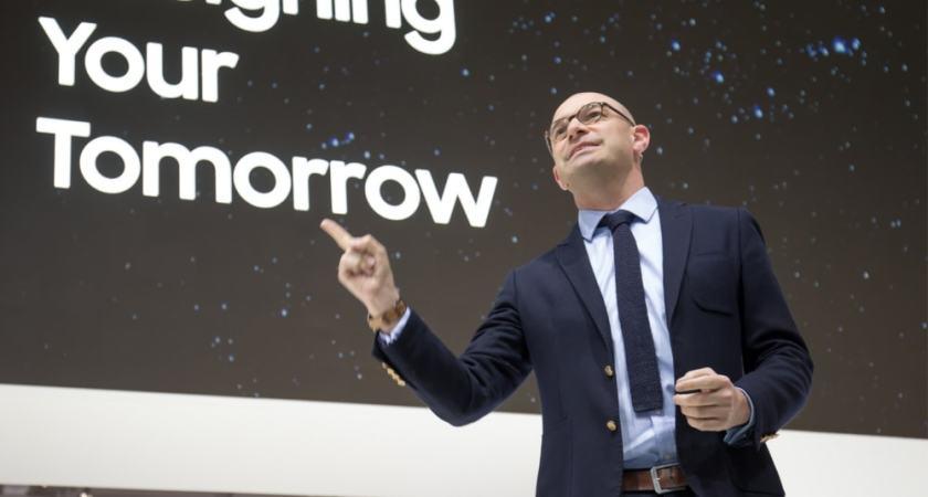 IFA 2019: Samsung Electronics fejrer 50 år med banebrydende design