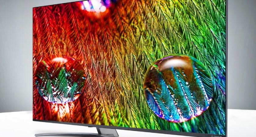 LG starter den globale lancering af OLED- og NanoCell-tv med ægte 8K-opløsning