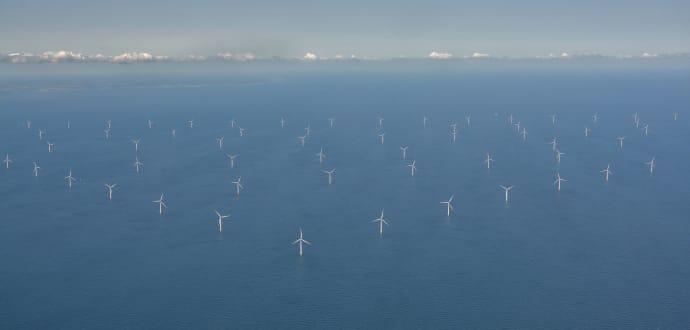 Selskab vil opføre tre store havvindmølleparker
