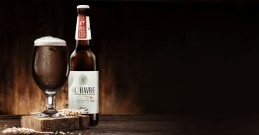 Ny økologisk Havre øl stout fra Thy 1
