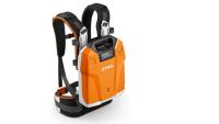 Anden generation af rygbårne PRO-batterier fra STIHL
