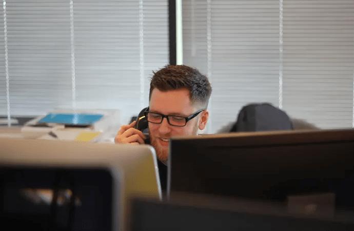 Telefonomstillingsanlæg øger effektiviteten