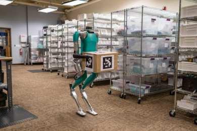 Ford får robotter, der bringer pakken helt til døren 1