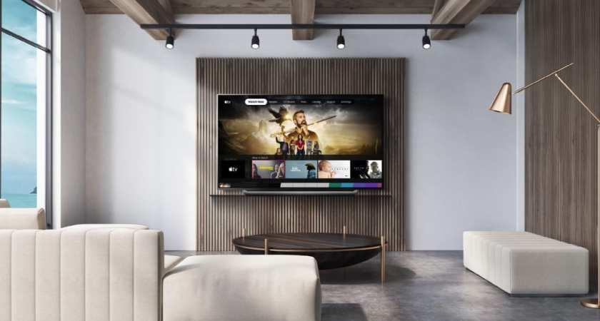 Apple TV-app og Apple TV+ er nu tilgængelige på LGs 2019-modeller i mere end 80 lande
