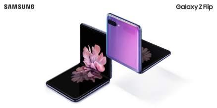 Samsung Galaxy Z Flip og S20-serien kan nu købes hos 3 1