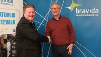 AddSecure och Bravida Norge ingår samarbete för att framtidssäkra larmsystem