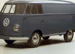Volkswagens ikoniske Transporter har 70-års jubilæum