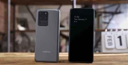Samsung oplever stor efterspørgsel på den helt nye Galaxy S20 Ultra 1