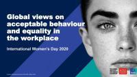 Globale holdninger til ligestilling på arbejdspladsen