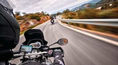 Garmin lancerer den helt nye motorcykelnavigator, zūmo XT 1