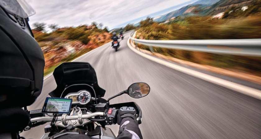 Garmin lancerer den helt nye motorcykelnavigator, zūmo XT