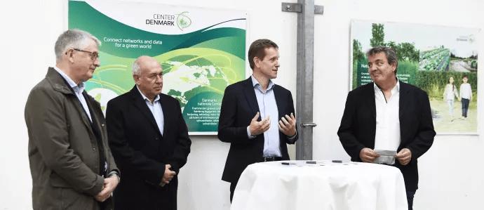 Nye ansigter i Center Denmarks bestyrelse