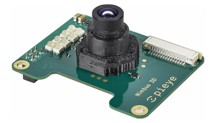 Conrad Elektronik distribuerer 3D TOF-kameramodul til Raspberry Pi