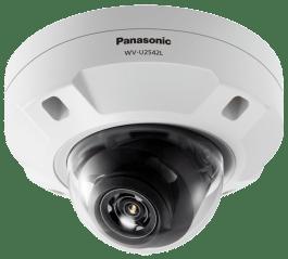 Ny u-serie af sikkerhedskameraer leverer den velkendte panasonic-ydelse til fornuftig pris 1