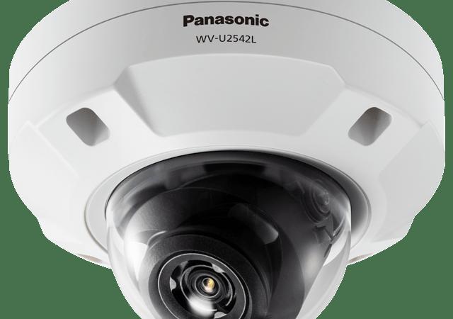 Ny u-serie af sikkerhedskameraer leverer den velkendte panasonic-ydelse til fornuftig pris