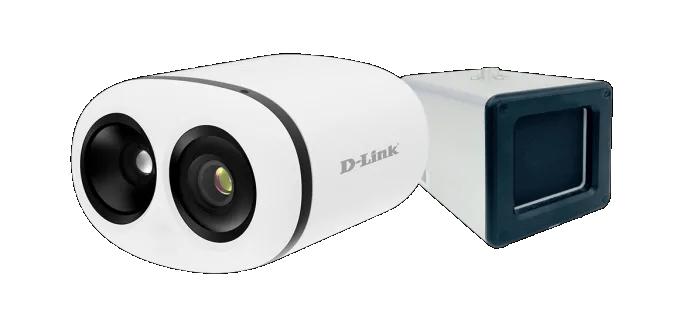 D-Link lancere alt-i-en, feber-screening kamerakit