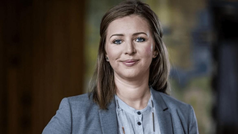 Kathrine Stampe Andersen tiltræder som nyt bestyrelsesmedlem i 2021.AI