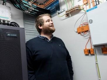 Mobilnetværksoperatør Telia Norge specificerer Roxtec BG B-tætninger for alle deres basestationer, der er bygget efter 2014 1