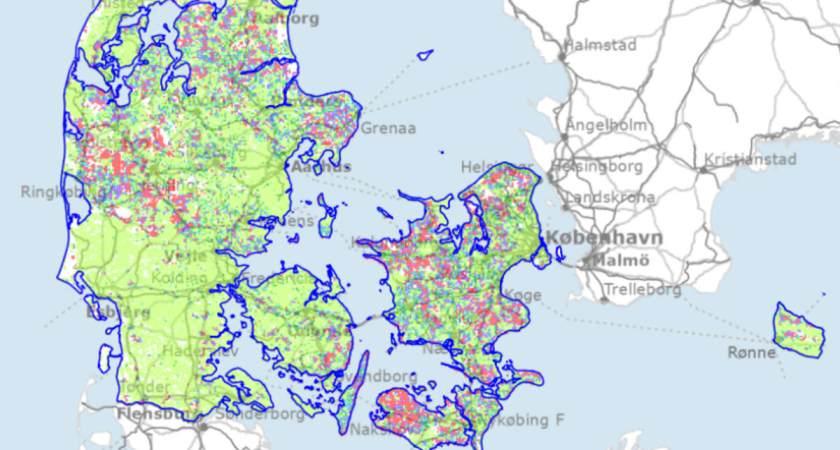 Flere danskere har adgang til hurtigt bredbånd