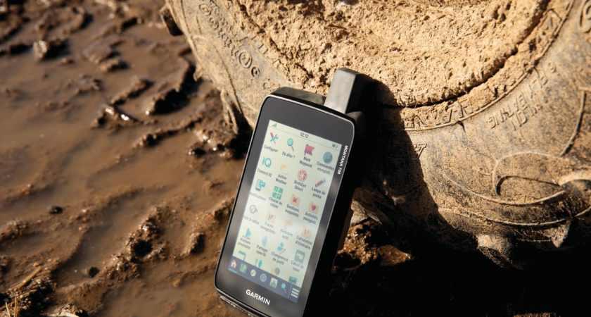 Garmin® afslører Montana® 700-serien med global forbindelse, TopoActive Europa-kort og 8 mega-pixel-kamera