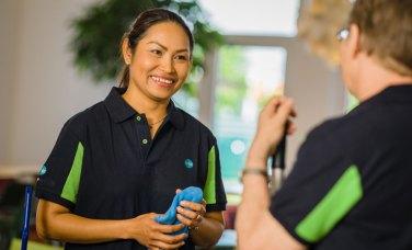 Forenede Care har gjort hverdagen grønnere med bionedbrydelige rengøringsmidler 2