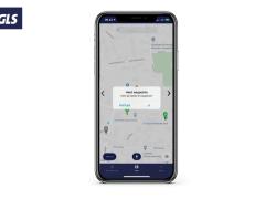 GLS gør pakkelevering nemmere med ny app til chauffører