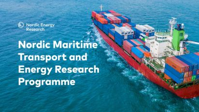 2,8 mio. euro til grønnere maritim transport 1